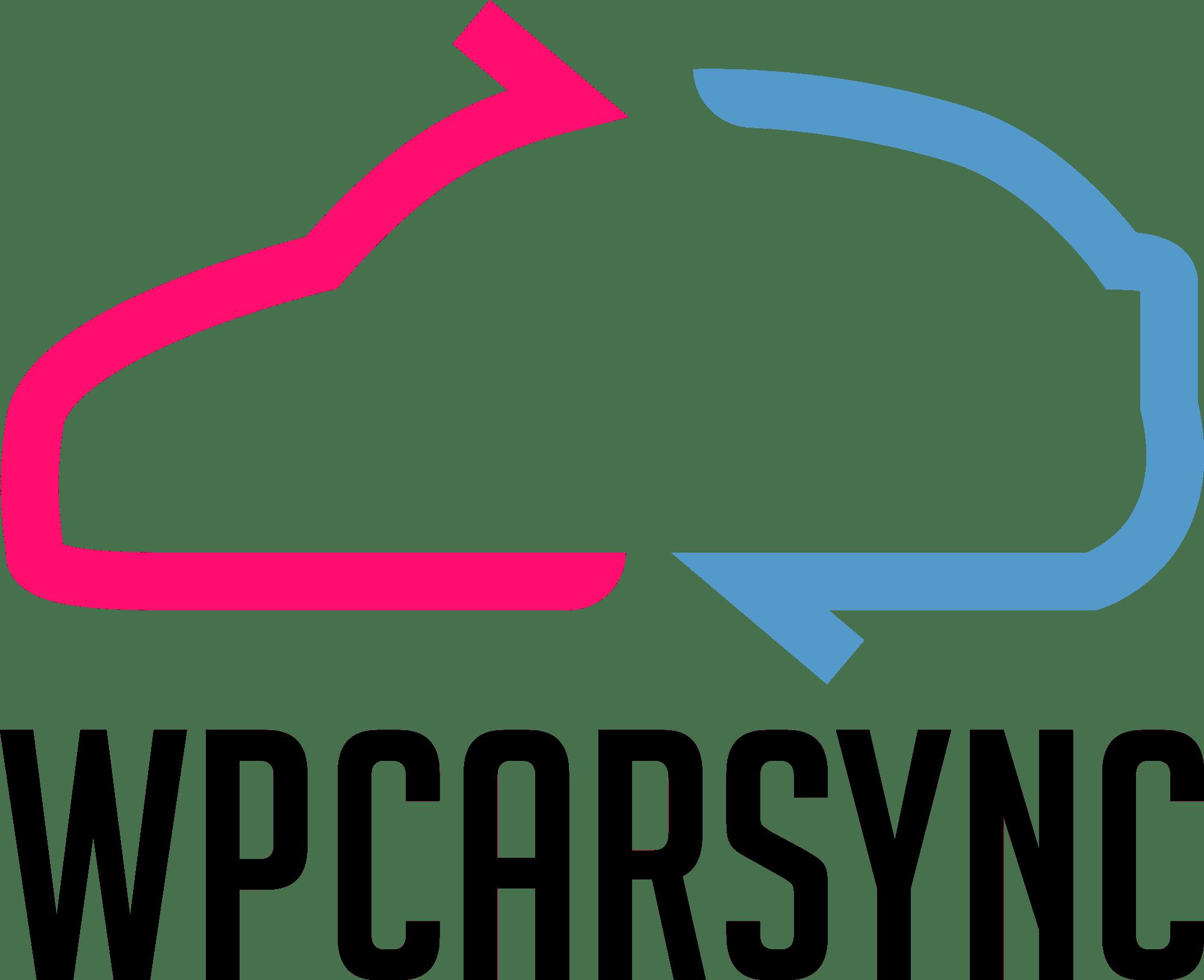 WPCarSync Logo